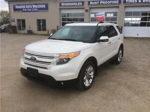 2011 Ford Explorer Limited Certified $21,995+Hst&Lic
