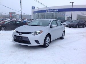 2015 Toyota Corolla CE Heated Seats Back up Camera Blue Tooth