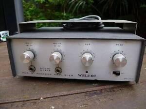 P.A. Amplifier Murrumbeena Glen Eira Area Preview