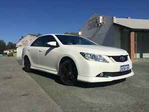 2015 Toyota Aurion GSV50R MY15 Sportivo Diamond White 6 Speed Automatic Sedan Beckenham Gosnells Area Preview