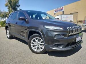2014 Jeep Cherokee KL MY15 Sport (4x2) Grey 9 Speed Automatic Wagon Malaga Swan Area Preview