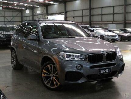 2016 BMW X5 F15 xDrive35i Wagon 5dr Spts Auto 8sp 4x4 3.0T Sports Automatic Wagon
