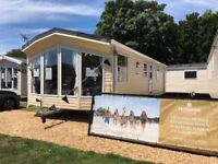 Holiday home at Hoburne Bashley, in the New Forest, Hampshire - NO STAMP DUTY - Static caravan