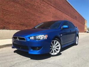 2009 MITSUBISHI LANCER GTS *AUTOMATIC,LOADED,PRICED TO SELL!!!*