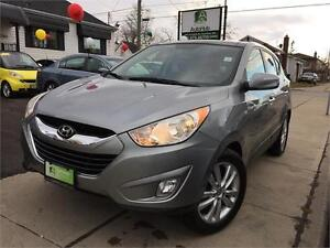 2011 Hyundai Tucson Limited AWD Navigation Camera Panora