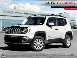 2015 Jeep Renegade North / Blind Spot and Cross Path Detection