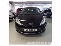FINANCE AVAILABLE GOOD, BAD OR NO CREDIT**Ford Fiesta 1.25 Zetec 3dr**