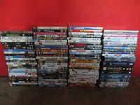 106 dvds some box sets, 12 unopened