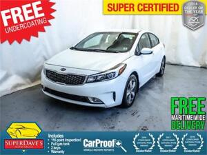 2018 Kia Forte LX Plus *Warranty* $114.11 Bi-Weekly OAC