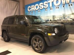 2017 Jeep Patriot 75th Anniversary