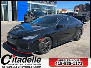 2018 Honda Civic Berline Si