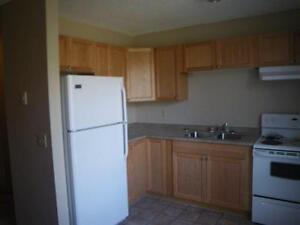 Free October Rent! Renovated Two Bedroom Fourplex in Lacombe