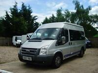 2007 FORD TRANSIT TOURNEO 2.2 TDCI [130] TREND Minibus WITH DISABLE ACCESS