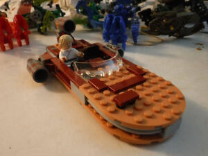 Lego Star Wars Land Speeder