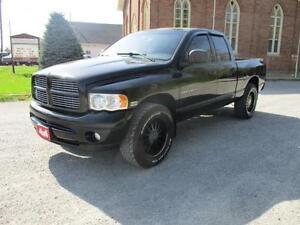 2005 Dodge Ram 1500 SLT ONLY 160KM !!  NICE 20'' WHEELS! $9,960