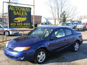 2006 Saturn Ion ***ONLY 137KM!***