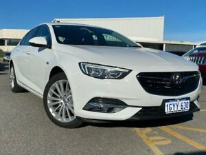 2018 Holden Calais ZB MY18 Liftback White 8 Speed Sports Automatic Liftback Osborne Park Stirling Area Preview