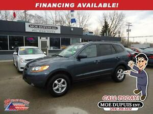 2008 Hyundai Santa Fe GL 5-Pass,ALL WHEEL DRIVE!!
