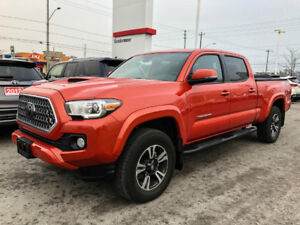 2018 Toyota Tacoma TRD SPORT+NEW VEHICLE INCENTIVES!