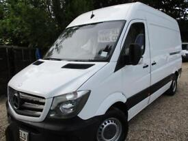 2015 Mercedes-Benz Sprinter 2.1TD 313CDI MWB 110000 MILES GUARANTEED NO VAT