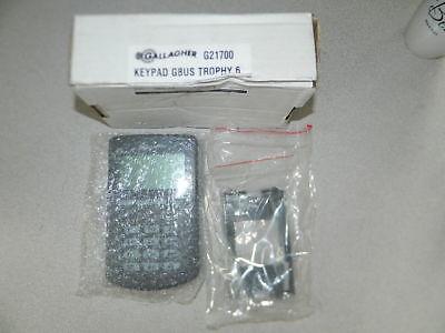 New Gallagher G21700 Security Keypad Gbus Trophy 6