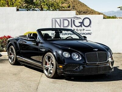 2017 Bentley Continental GT Speed 2017 Bentley Continental GT Speed Close Ratio ZF 8-Speed Automatic with Quickshi
