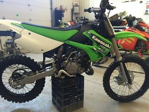 Dirt Bike kx100 CR, YZ, 85