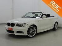 2012 BMW 1 SERIES 118D M SPORT CONVERTIBLE CONVERTIBLE DIESEL