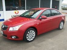 2011 Holden Cruze JH CDX 5 Speed Manual Sedan Brahma Lodge Salisbury Area Preview