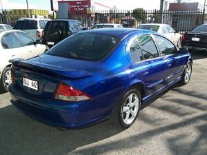 2002 Ford Falcon AU III Automatic Nailsworth Prospect Area Preview