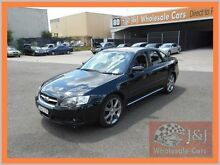 2006 Subaru Liberty MY06 3.0R Black 5 Speed Electronic Sportshift Sedan Warwick Farm Liverpool Area Preview