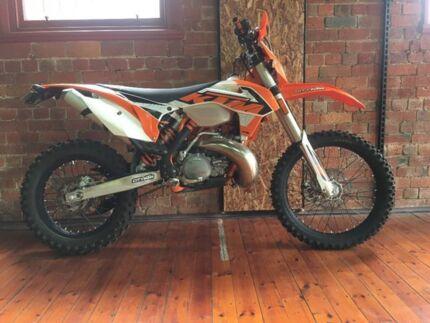 2015 KTM 300 EXC Off Road Bike 293cc Collingwood Yarra Area Preview
