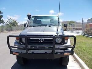 2006 Toyota LandCruiser Ute Mount Louisa Townsville City Preview