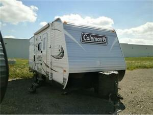 2013 COLEMAN 191 QB, OUTDOOR KITCHEN, DEEP SLIDE, $13995!! London Ontario image 1