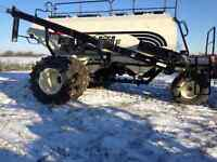 2007 54' Bourgault 5710 Air Drill/ 2010 6550 Bourgault Tank