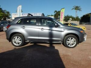2013 Mitsubishi ASX XB MY14 Green 6 Speed Sports Automatic Wagon Hyde Park Townsville City Preview