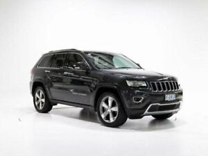 2013 Jeep Grand Cherokee WK MY13 Limited (4x4) Graphite 5 Speed Automatic Wagon Devonport Devonport Area Preview