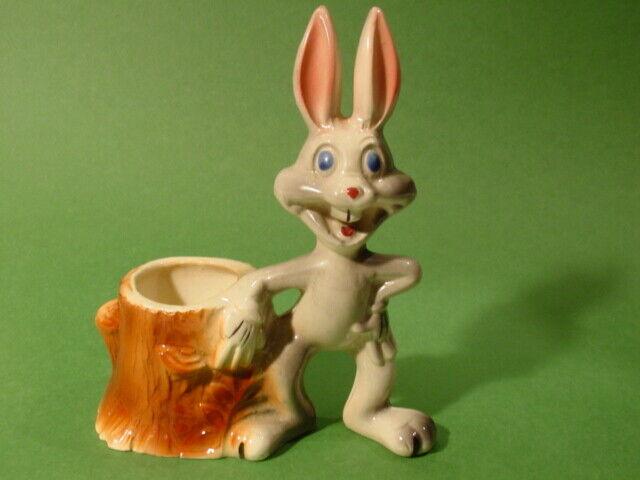 Vintage Warner Brothers Bugs Bunny Planter