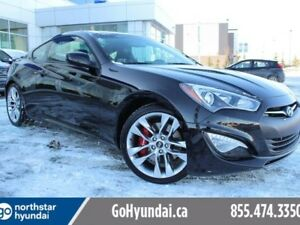 2015 Hyundai Genesis Coupe RSPEC LOW KM/6SPEED/LEATHER