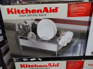 KitchenAid Stainless Steel Dish-Drying Rack Pre-Owned
