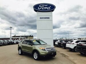 2012 Ford Explorer XLT 4x4, Leather, Rear Camera, Power Liftgate