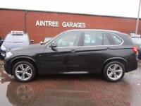 2013 63 BMW X5 3.0 XDRIVE30D M SPORT 5D AUTO 255 BHP DIESEL