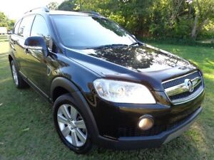 2007 Holden Captiva CG LX (4x4) Grey 5 Speed Automatic Wagon Chermside Brisbane North East Preview