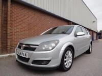 2005 VAUXHALL ASTRA 1.9 CDTi Design [120] 5dr