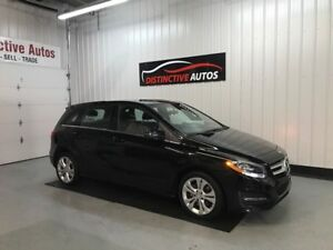 2015 Mercedes-Benz B-Class B 250 4MATIC AWD/LEATHER/NAVIGATION B