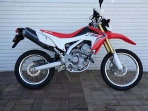 2013 Honda CRF250L Bungalow Cairns City Preview