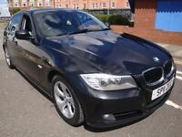 11 BMW 320D 163 BHP EFFICIENTDYNAMICS 4 DOOR DIESEL £20 A YEAR ROAD TAX