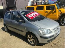 2003 Hyundai Getz TB GL 4 Speed Automatic Hatchback Brooklyn Brimbank Area Preview
