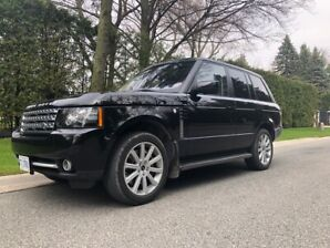 2012 Range Rover (Full Size) SUPERCHARGED