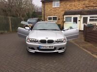 BMW 330 Ci convertible M Sport with Hard Top roof for Summer and Winter